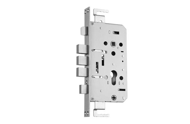 防盗锁锁体-配铁门