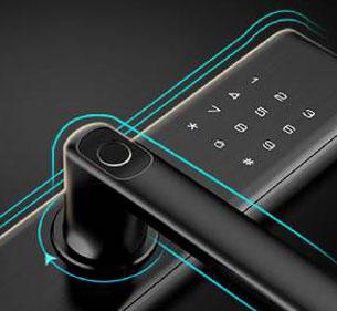 实力担当|顶固W2a智能锁,安全·便捷·颜值样样在线